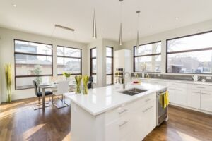 Renovation to Use Windows in a Kitchen Remodel